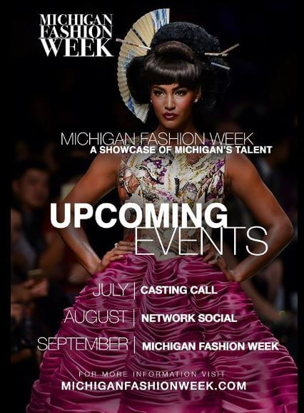 Michigan Fashion Week 2018