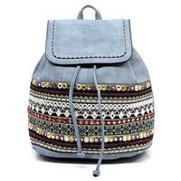 Allegra Boho Chic Backpack