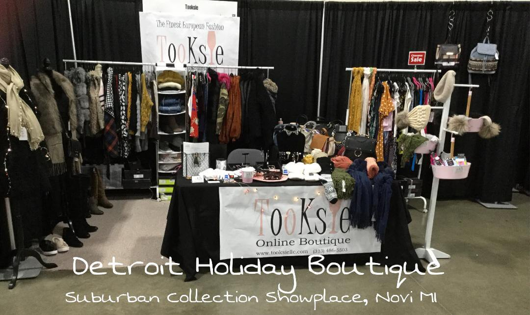 Detroit Holiday Boutique!