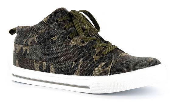 Rochelle Camo Sneaker
