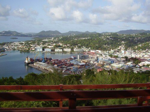 st-lucia vacation